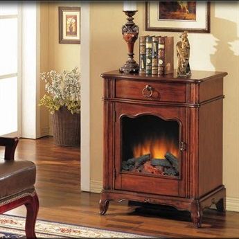 "Classic Flame ""Jamestown"" Petit Foyer stove"